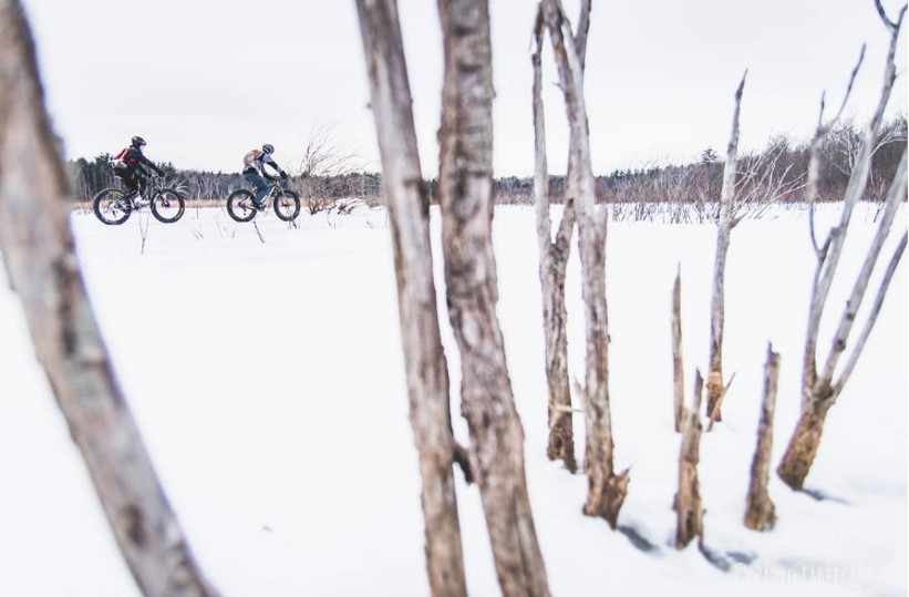 10 Inspirational Ontario Cycling Images from Instagram – January 2018