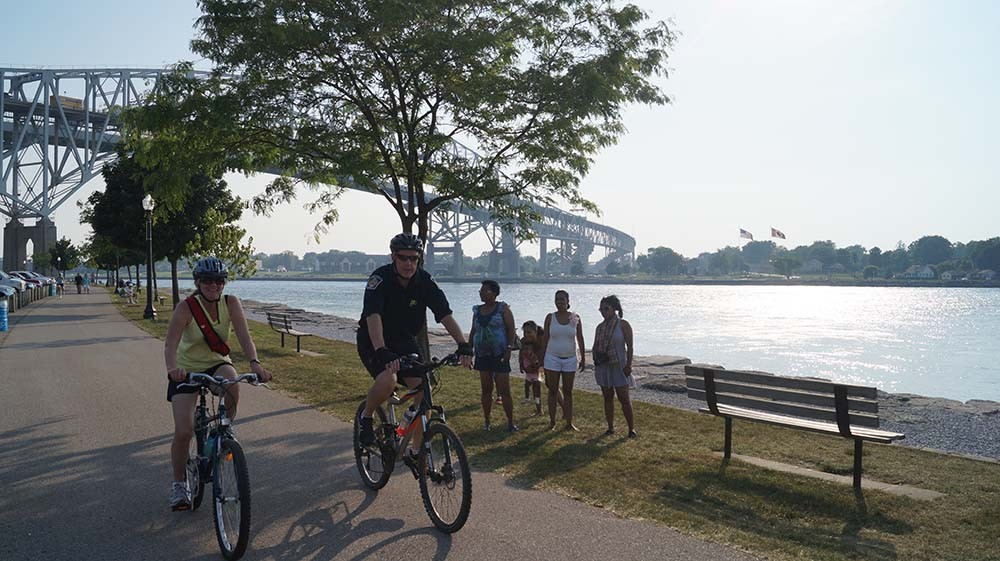 Conquering Ontario's Blue Coast by Bike