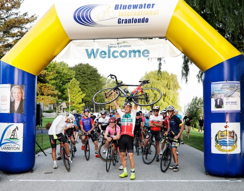 Bluewater International Granfondo: