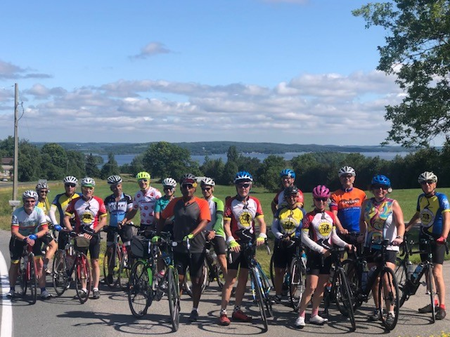 Photo Credit: Oshawa Cycling Club