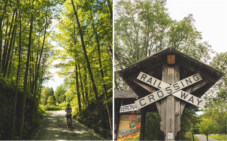 Rolling on the Rail Trail: Cycling the K&P from Sharbot Lake to Calabogie