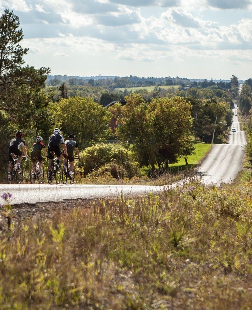 100km + Club: Goal Breaking Day Trip Road Routes in Ontario