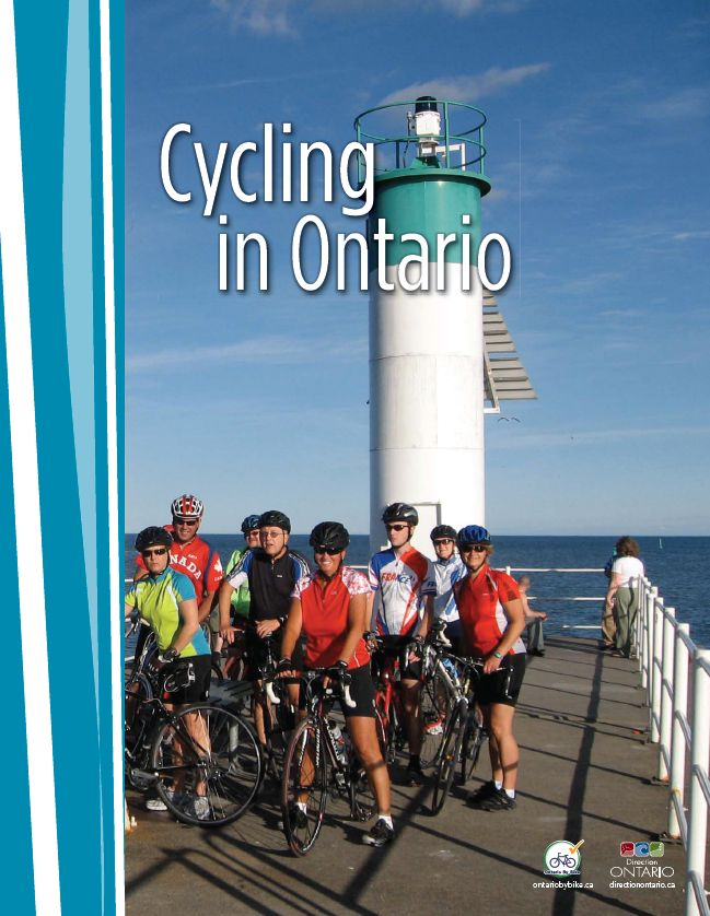 Cycling in Ontario EN Cover