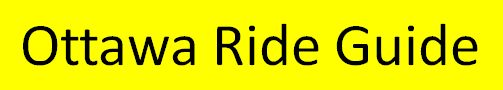 Ottawa Ride Guide Text Box Image