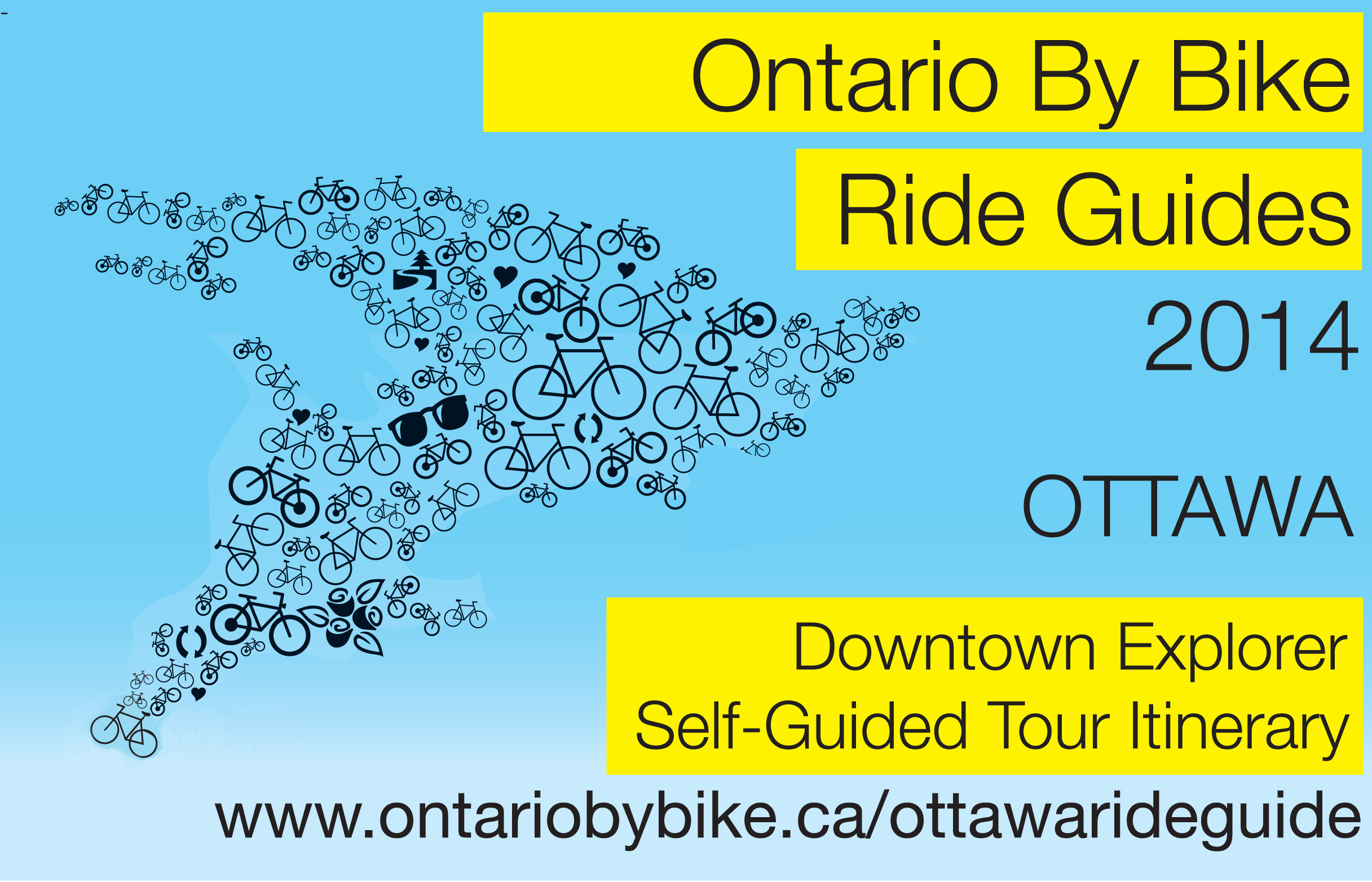 Ride Guide 2014 BlueOTTAWA - Post Launch