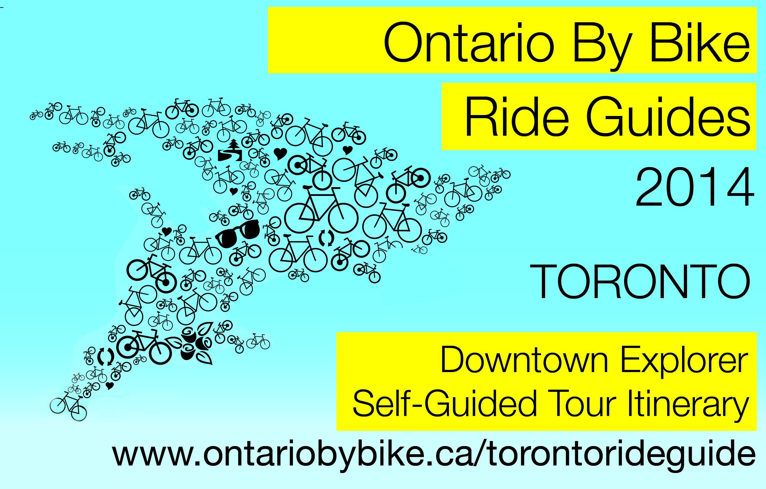 Ride Guide 2014 BlueTORONTO - Post Launch