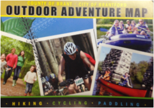 Brant Outdoor Adventure Map