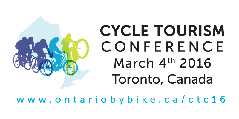 Cycle Tourism Conference 2016 LOGO with url