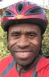 Toronto Bicycle Tours Terrence helmet shot