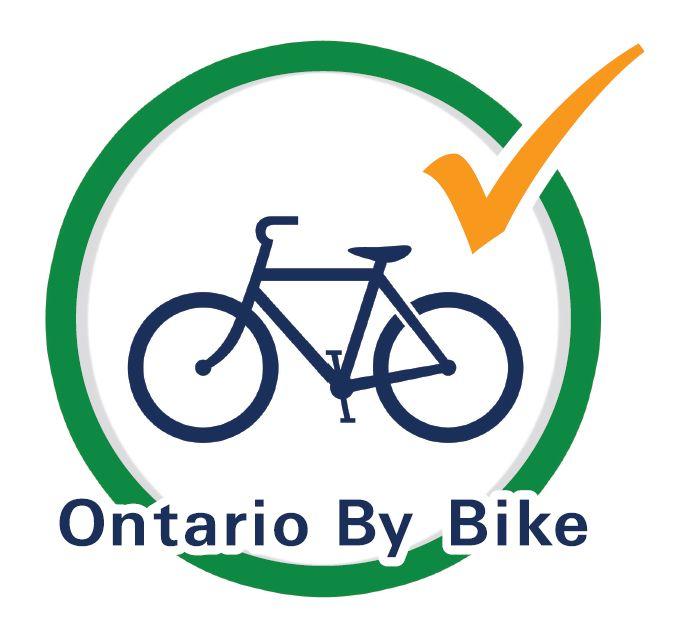 Ontario By Bike Logo Primary