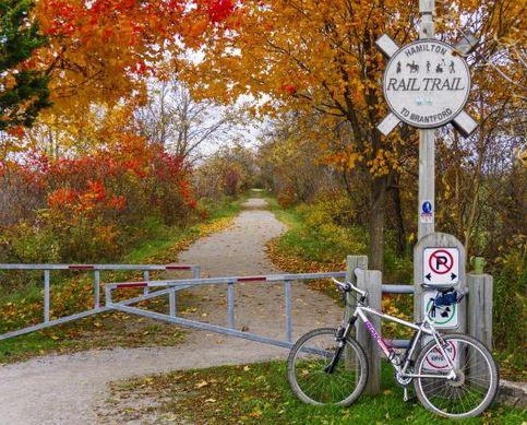 Rail Trail Jerseyville Crossing PC Bill D Tripadvisor