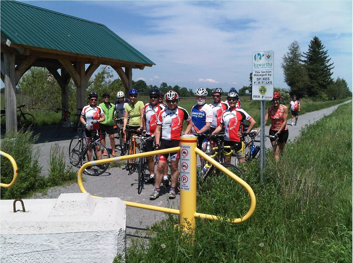 TransCanada Trail PC Kawartha Cycling Club LoRes