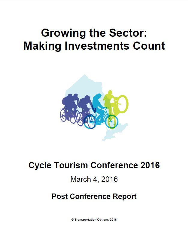 Post Conference Report Cover