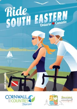Ride South Eastern Ontario Map