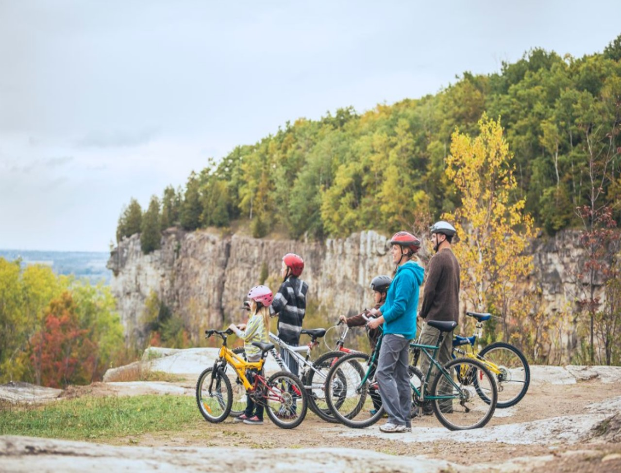 MTB camps at kelso conservation area theheartofontario