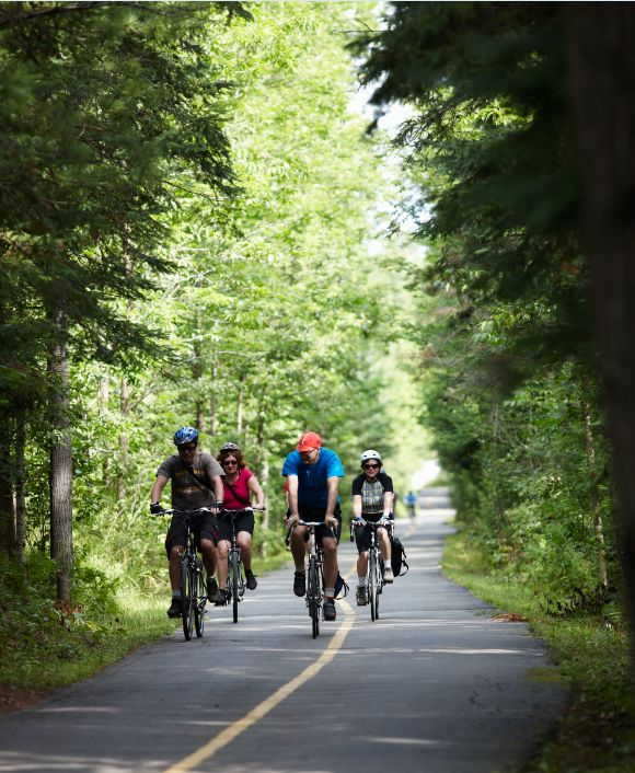 North Bay Trail PC Ontario Tourism