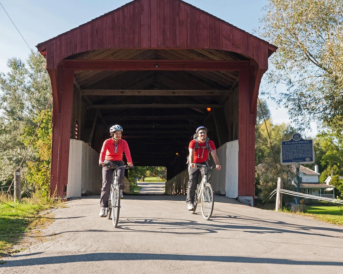 West Montrose Covered Bridge ExploreWaterlooRegion