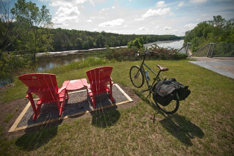 Trent Severn Waterway Cycling