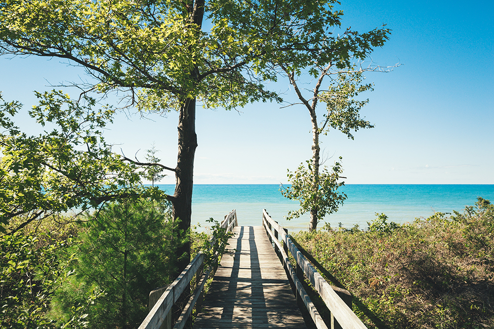 GRAND BEND PINERY BEACH