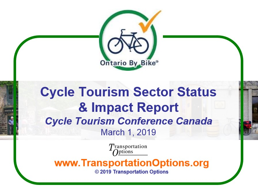 Louisa Mursell Cycle Tourism Conference 2019