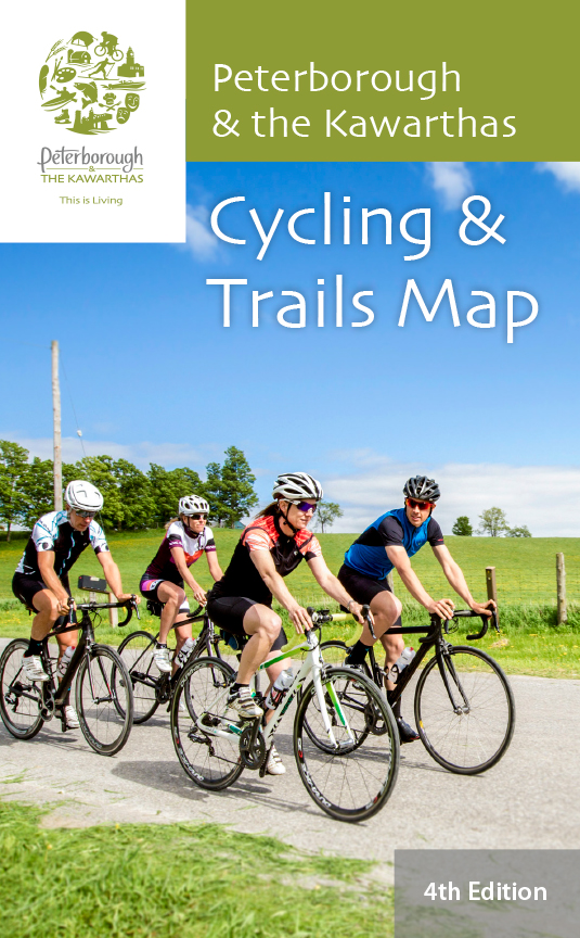 PKT Cycling Map Cover