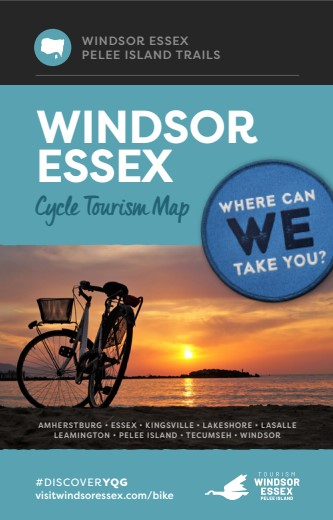 TWEPI Cycle Tourism Map Cover