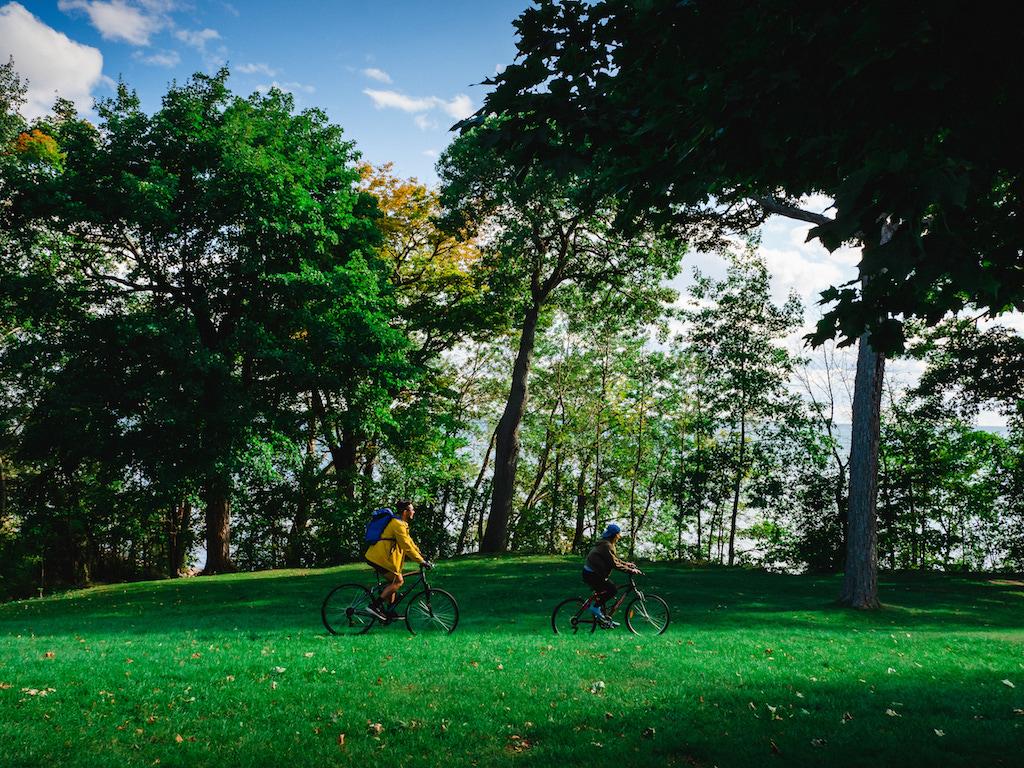 Kingston Park Cycling