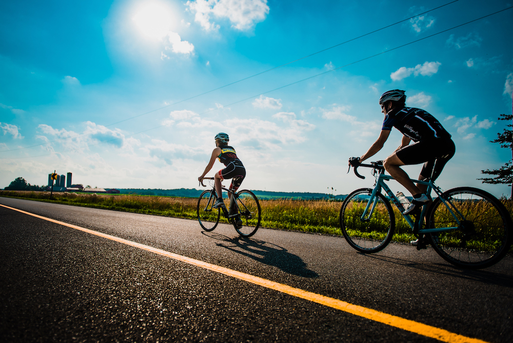 Road Cycling in Oxford County